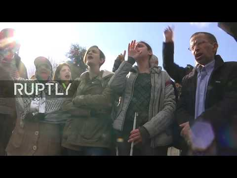 LIVE outside Damascus Gate following week of tension
