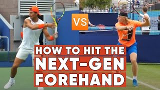 How to Hit the Next Gen Foreha…