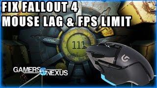 Remove Fallout 4 60 FPS Limit amp Mouse Acceleration