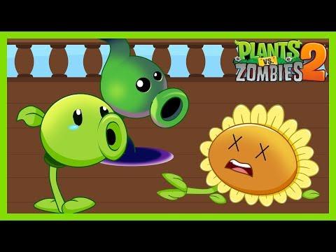 PLANTS Vs ZOMBIES Animado Episodio 20,21,22,23 - Animación 2018