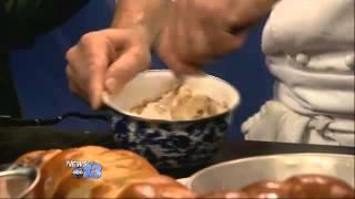 Stuffed Challah French Toast