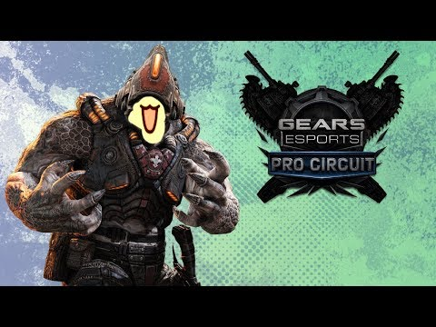 ELEMENT vs UnderDoG Gaming - x AeRozZ v9 Team  [STREAMING] (Gears of War 4 - Pro Circuit Ladder)