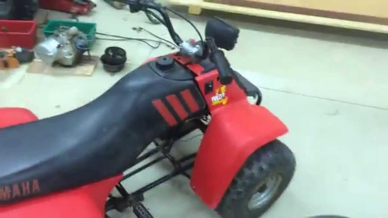100 dollar craigslist find yamaha moto 4 80 doovi for Yamaha moto 4 80 for sale