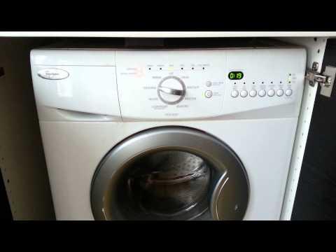 washing machine rattling