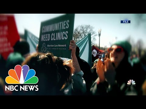 Supreme Court Strikes Down Louisiana Abortion Law | NBC Nightly News