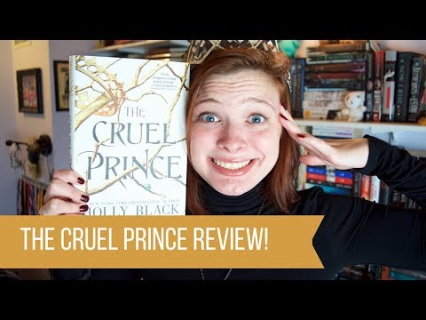 The Cruel Prince REVIEW!