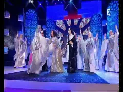 Sister Act The Musical - The French Cast First Tv Performance
