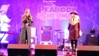 Emma Bunton feat. Melanie C - 2 Become 1 @ Regent Street Christmas Light Switch On 2013