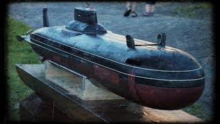 RC Modell - Atom U-Boot TK 208 'Dimitri Donskoi' in 1:100 (russische Typhoon Klasse)