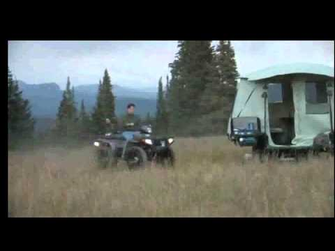 The Jumping Jack Jump-Up Tent Trailer & The Jumping Jack Jump-Up Tent Trailer - YouTube