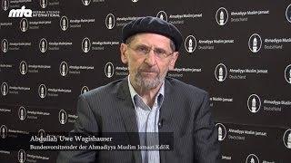 2013-11-23 Stellungnahme zur Schweinekopf-Attacke auf geplante Moschee in Gohlis Leipzig