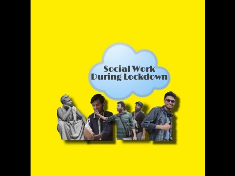 Social Work During Lockdown II Funny Video II ThattA & AddA II