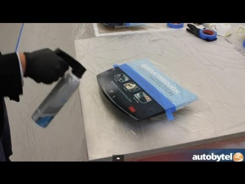 Paint Protection Film How to Video - 3M Paint Defender Spray - ABTL Auto Extras - YouTube