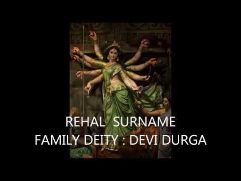 ♛ REHAL SURNAME - ROYALS