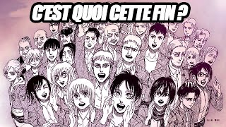 LE GRAND FINAL - SHINGEKI NO KYOJIN #139
