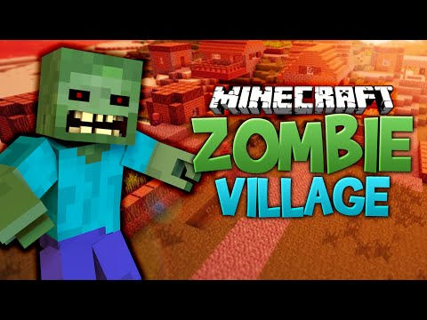 minecraft-zombie-village-★-call-of-duty-zombies-mod-(zombie-games)
