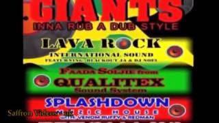 Qualitex vs Lava Rock vs Splashdown Musik House  - Bristol, UK - 13.07.2012