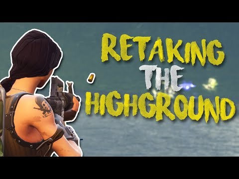 BUILD FIGHT FOR THE WIN! 17 Kill Solo Gameplay (Fortnite Battle Royale)