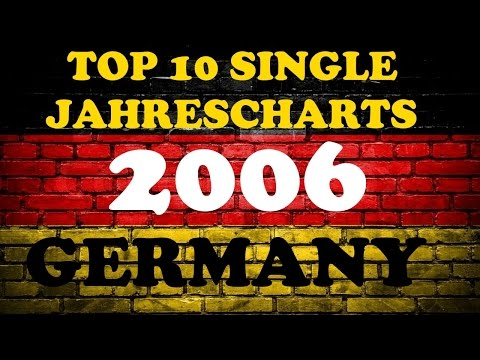TOP 10 Single Jahrescharts Deutschland 2006 | Year-End Single Charts Germany | ChartExpress