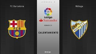 Video Gol Pertandingan FC Barcelona vs Malaga