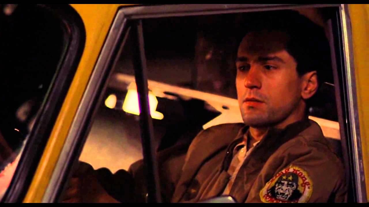 Taxi Driver Trailer Deutsch
