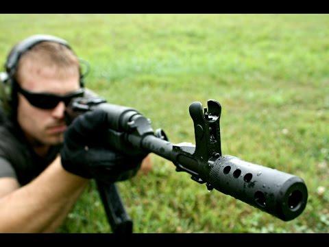 CzechPoint rifle build:  vz. 58 762CQB