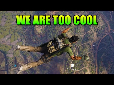 We Can't Get Any Cooler Than This - Ghost Recon Wildlands