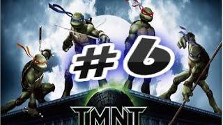 Прохождение игры Черепашки ниндзя ( TMNT Video game ) Часть 6