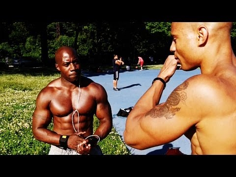 Body Weight Vs Gym Workout (Hit Richards From Calisthenics ...
