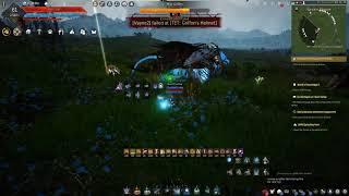 Ahib Griffon Dark Rift Boss on Witch