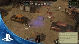 Wasteland 2: Director's Cut - Squad Creation & Tactics Trailer | PS4