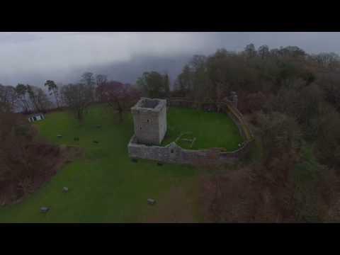 Loch Leven Castle First Flight