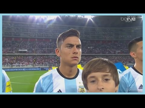 Paulo Dybala vs Peru (Away) 07/10/2016 | HD