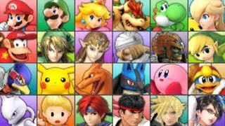 Super Smash Bros 3DS - How to Unlock All Characters