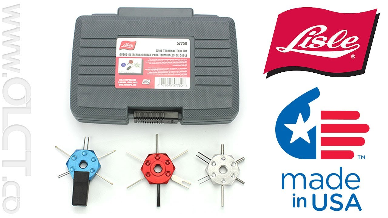 maxresdefault wiring terminal removal tool lisle terminal release kit overview  at gsmx.co
