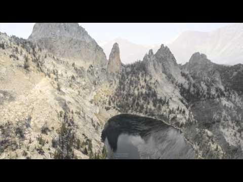 Middle Fork Complex (2015) Flight Footage And Google Earth