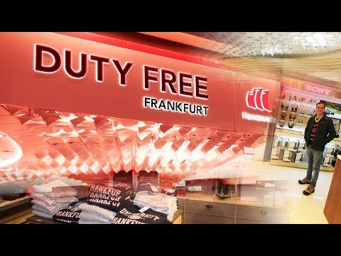 Frankfurt Airport Duty Free