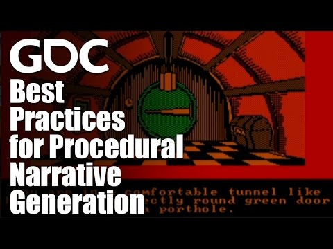 Best Practices for Procedural Narrative Generation
