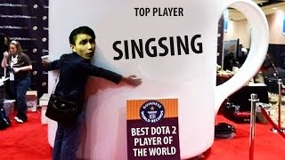 Am I The Best Player Of Dota 2? ◄ SingSing Twitch Moments
