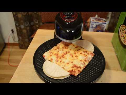 Presto Pizzazz Plus Rotating Pizza Oven Review