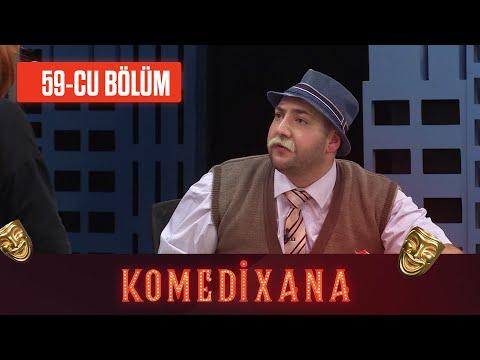 Komedixana 59-cu Bölüm 16.01.2021