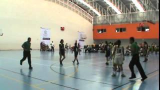 UT Emiliano Zapata vs UT Fidel Velazquez Basketbol Femenil