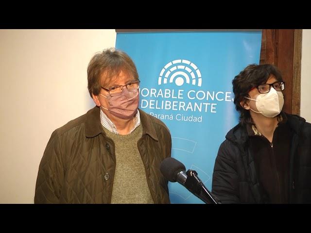 Entregan reconocimiento a Santino Guglieri