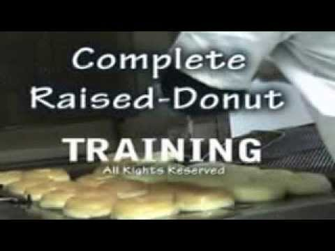 Donut Equipment Training Video