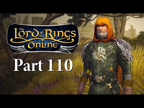 Lord of the Rings Online Gameplay Part 110 – The Gauredain – LOTRO Let's Play Series