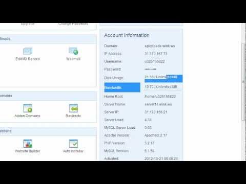 HOW TO GET A FREE WEB-HOSTING FOR YOUR SITE FOR LIFELONG!(2012)