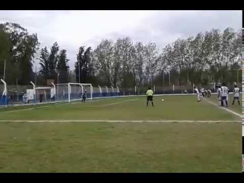 Gol de Sebastián Vigolino -p- - Chacras de Coria