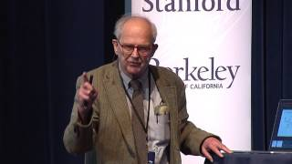 Rainer Weiss explains how LIGO works: 2017 Breakthrough Prize Symposium