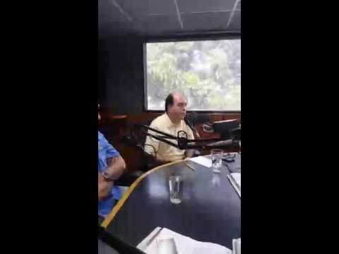 César Miguel Rondón en Éxitos 99.9 FM: foro #DemocraciaEnJaque 18 mayo 2016