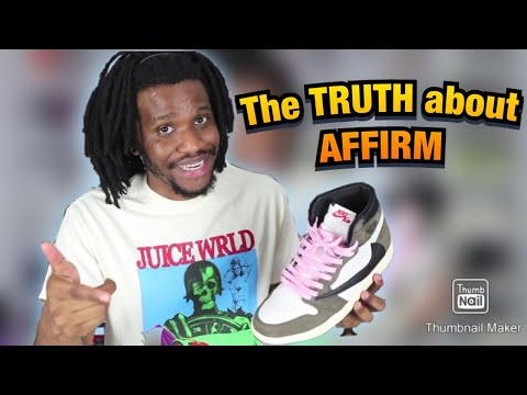 Finance Sneakers On StockX Using AFFIRM